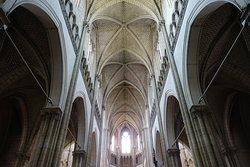 Nygotisk kirke fra 1800-tallet