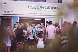 Inauguración Cor de Carxofa 🔝 15 de julio de 2018 ✨