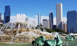 ‪Buckingham Fountain‬