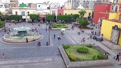 Plaza de los Fundadores