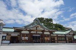 Kameyama Hachimangu Shrine