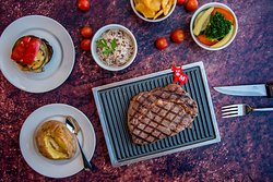 American Rib Eye Steak (approx.300gr)