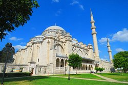 مسجد سليمان القانوني