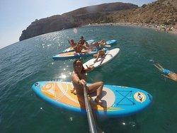 On Paddle Surf