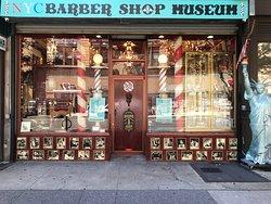NYC Barbershop Museum
