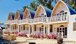Santorini Beach Resort by Prasanthi
