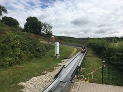 Sommerrodelbahn Loreley-Bob