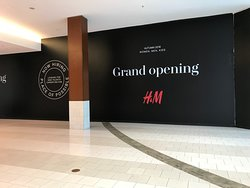 H&M coming soon!
