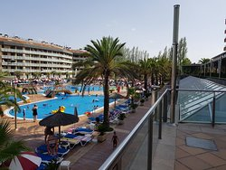 Bel hotel a Lloret de Mar