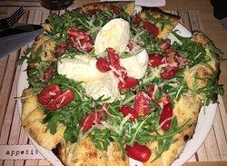 Fuoco Pizza & Burger