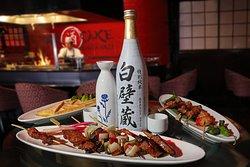 Bar Sake & Robata Grill
