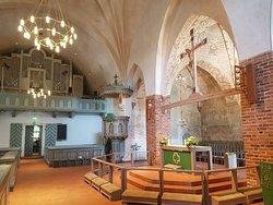 Espoon vanha kirkko