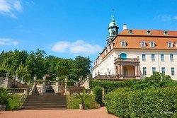 Schloss und Park Lichtenwalde
