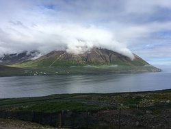Rugged Iceland beauty in Olafsfjordjur