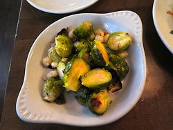 Tupelo Honey, Knoxville, TN - Brussel Sprouts