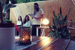 Poetry night - Spain at cafe Yoko