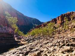 Ormiston Gorge and Pound