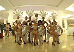 Elenco bailarines profesionales