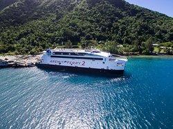 Aremiti Ferry
