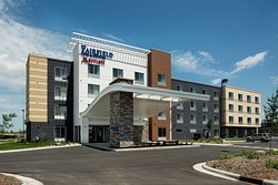 Fairfield Inn & Suites Rochester Mayo Clinic Area/Saint Marys