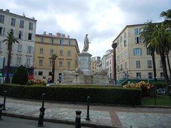 Fontaine des Quatre Lions