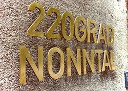220 Grad Nonntal