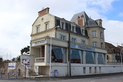 Le restaurant de la Villa Andry