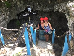 Underground Pirates Caves Bodden Town