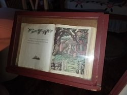 """Page from Story of """"Little Red Riding Hood"""""""