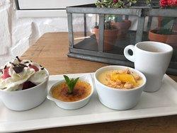 Le Café Gourmand... Ô Patio