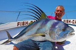 Exotic Fishing Cabo