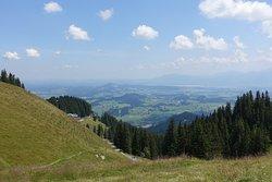 Panoramaweg Mittelberg