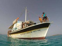 Christina Boat