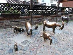 Pomnik Ku Czci Zwierząt Rzeźnych