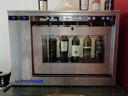 Prestigiosa selezione di vini al calice