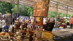 Udelnaya Flea Market