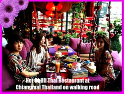 #Thaifood #Thairestaurant #BestThaifood #TopThairestaurant #HotChillirestaurant #Chiangmairestau