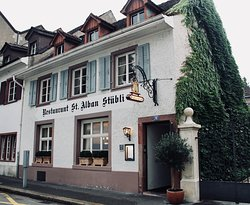 St. Alban Stübli