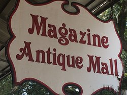 Magazine Antique Mall