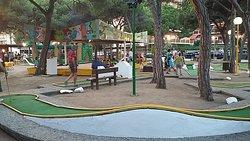 Park Minigolf Garbi