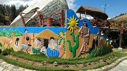 Parque Turistico Artesenal de Los Mates Burilado