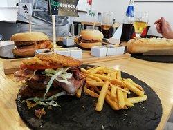 Upy burger
