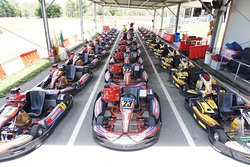 MakoTrac International Racetrack (Go Kart Action)