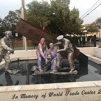 9/11 Fallen Heroes Memorial