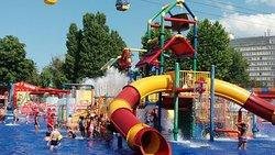 Aqua magic park