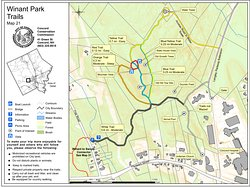 Winant Park Hiking Trails