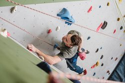 Valley Crag indoor climbing centre