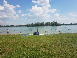 Lake Zlate Piesky