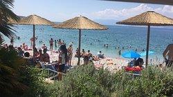 Top spot, good fredo's, nice beach, good music