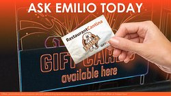 Emilios Almost Famous - Gift cards